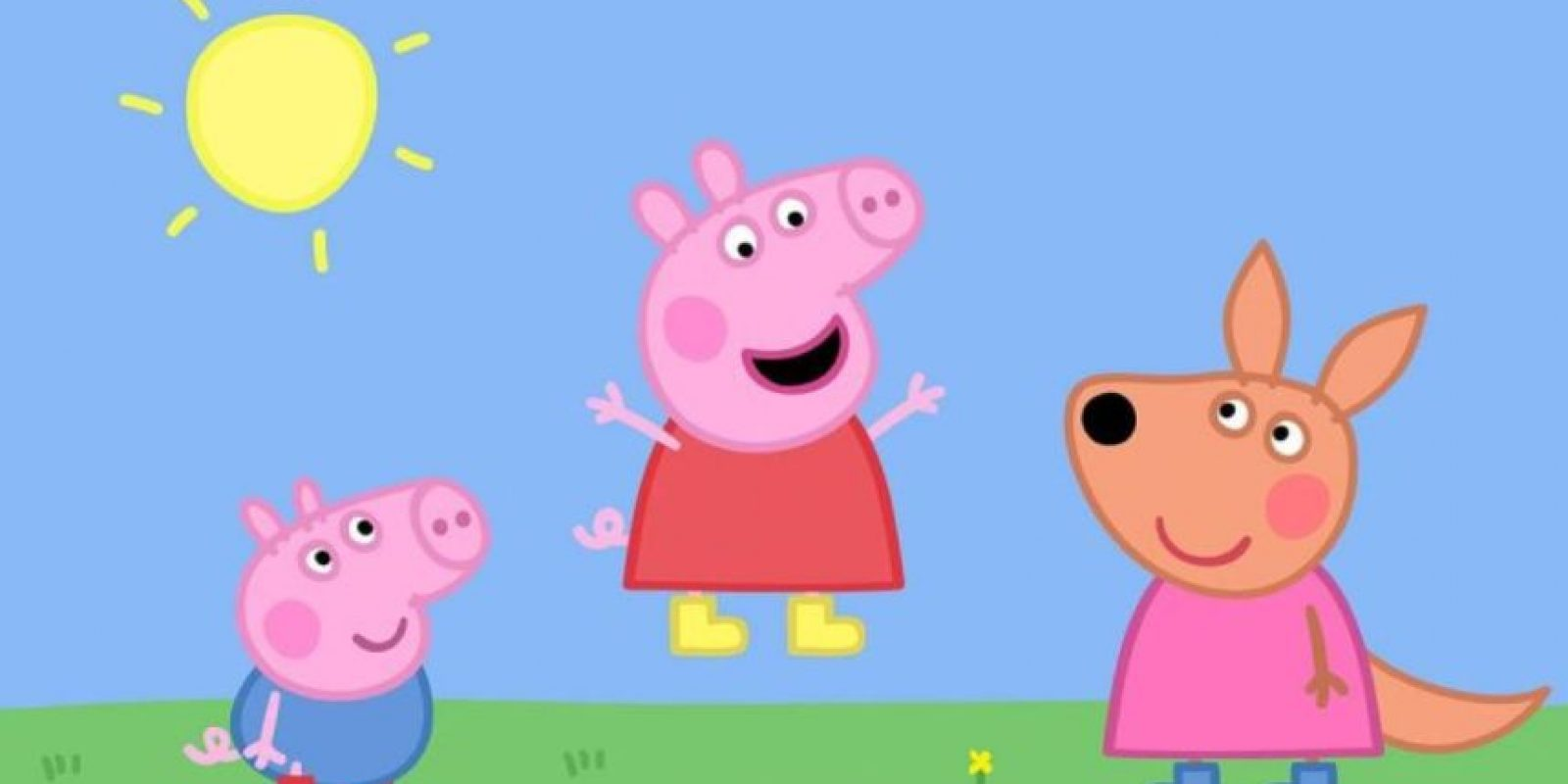 """En marzo de este año la famosa cerdita """"Peppa Pig"""" se vio involucrada en un escándalo Foto:Facebook.com/Discoverykidsla"""