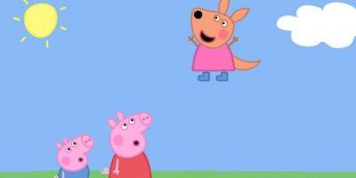 """Padres aseguran que """"Peppa Pig"""" le enseñó groserías a su hijo Foto:Facebook.com/Discoverykidsla"""