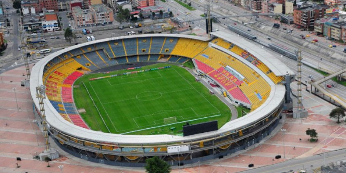 ¿De dónde provienen los nombres de los estadios de Colombia?