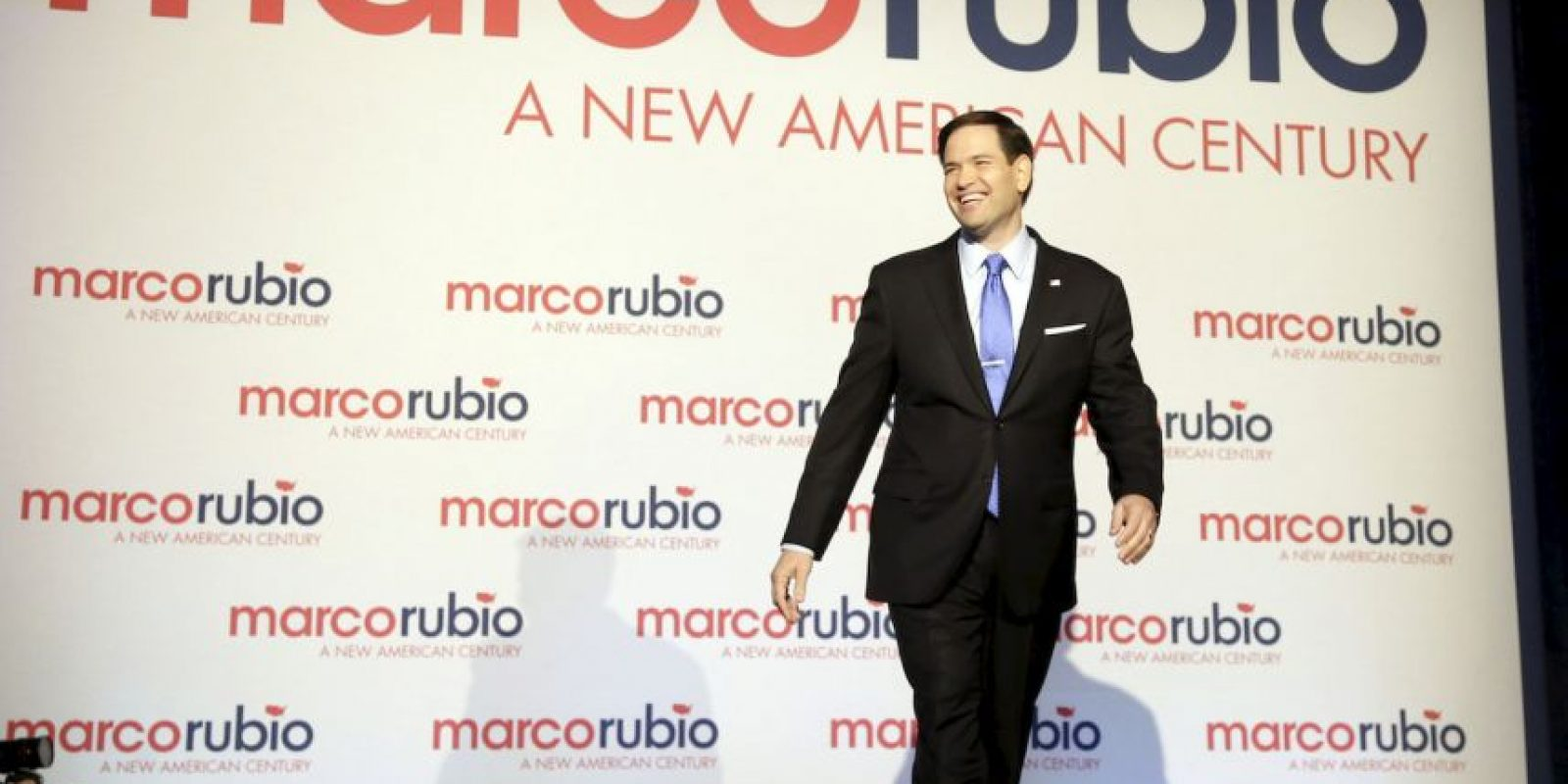 Aunque el día de su anuncio contó con el apoyo de muchos cubanos, se ha indicado que le falta mucho para convencer a los latinos en Estados Unidos. Foto:AP