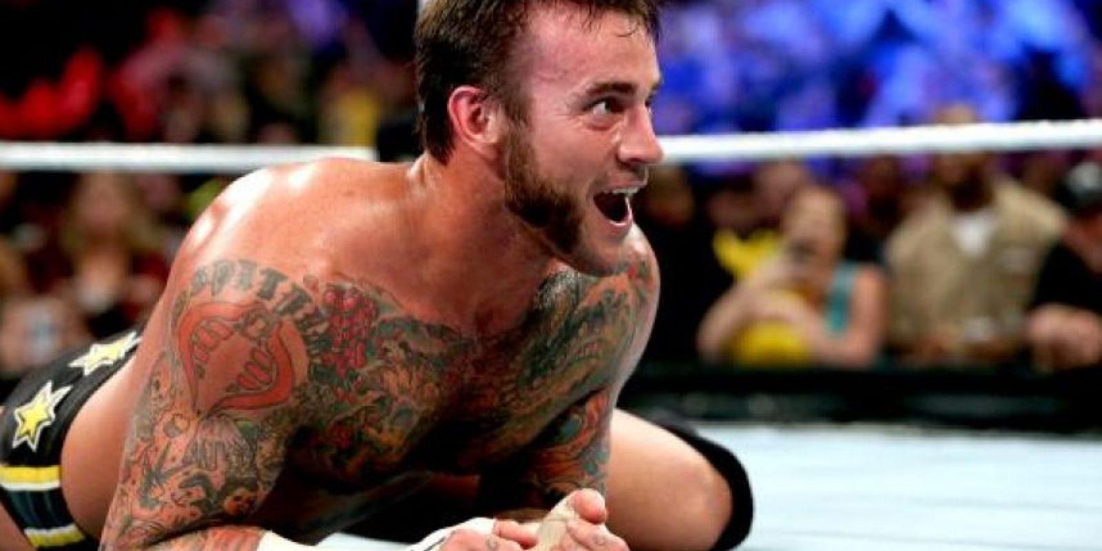 CM Punk aseguró que la falsedad de la lucha en la WWE fue el motivo para cambiarse a las artes marciales mixtas Foto:WWE