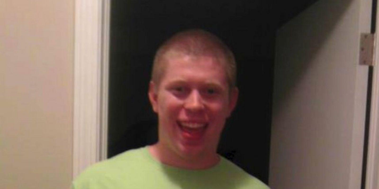 Este es Kyle (sí, su nombre real no es Brian) y está orgulloso de su meme. En la mayoría de sus perfiles reales tiene muchos memes suyos, lo que indica que su buen humor es natural. Foto:vía Facebook/Bad Luck Brian