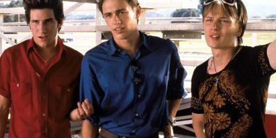 James Franco era Jason, uno de los chicos populares (al centro). Foto:vía Flower Films