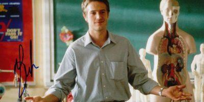 Michel Vartan era Sam Coulson, el maestro del que terminaba enamorada Josie. Foto:vía Flower Films