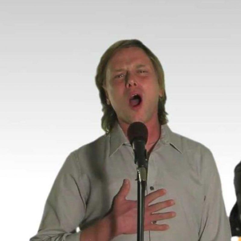 Jeremy no tuvo una carrera exitosa en el ámbito musical ni actoral. Enviudó y se volvió a casar. Foto:vía Youtube