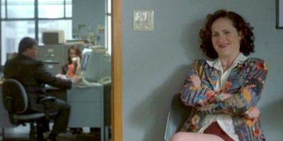 Molly Shannon era Anita, la picante compañera de Josie en la redacción. Foto:vía Flower Films