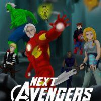 """Hay varias versiones alternativas de su historia para cine, televisión y cómic. En """"Next Avengers"""", por ejemplo, se cuenta la historia de los hijos de Los Vengadores, que sí fueron derrotados por Ultrón. Su mentor es un anciano Tony Stark. Foto:vía Marvel"""
