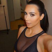 """Kim regresa a casa a las 8 de la mañana, para estar presente cuando North se despierta. """"Es mi momento favorito del día con ella"""". Foto:Vía instagram.com/kimkardashian"""