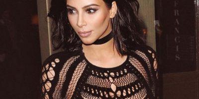"""A las 10 de la mañana su planes pueden ser los siguientes: """"Si estoy trabajando o voy filmar ese día, cito a mi maquillista en mi casa. Si no, respondo los correos electrónicos. Mi modo favorito de la comunicación es texto. El video-chat solo lo ocupó con mi hija o mis sobrinos"""". Foto:Vía instagram.com/kimkardashian"""