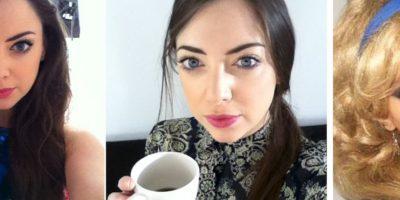 Hasta que por fin encontró a la mujer más parecida a ella. Foto:vía TwinStrangers