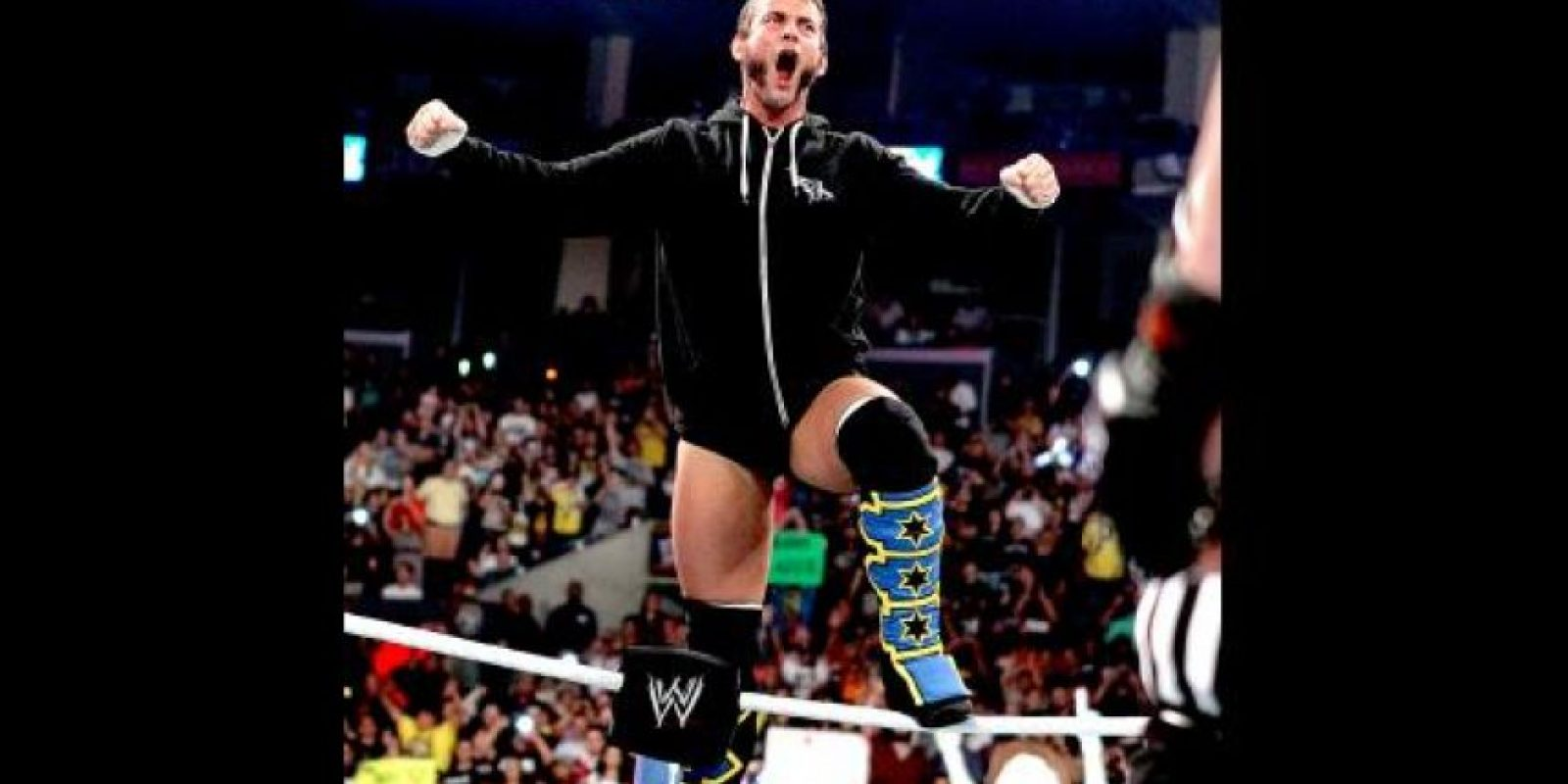 Fue seis veces Campeón Mundial de la WWE Foto:WWE