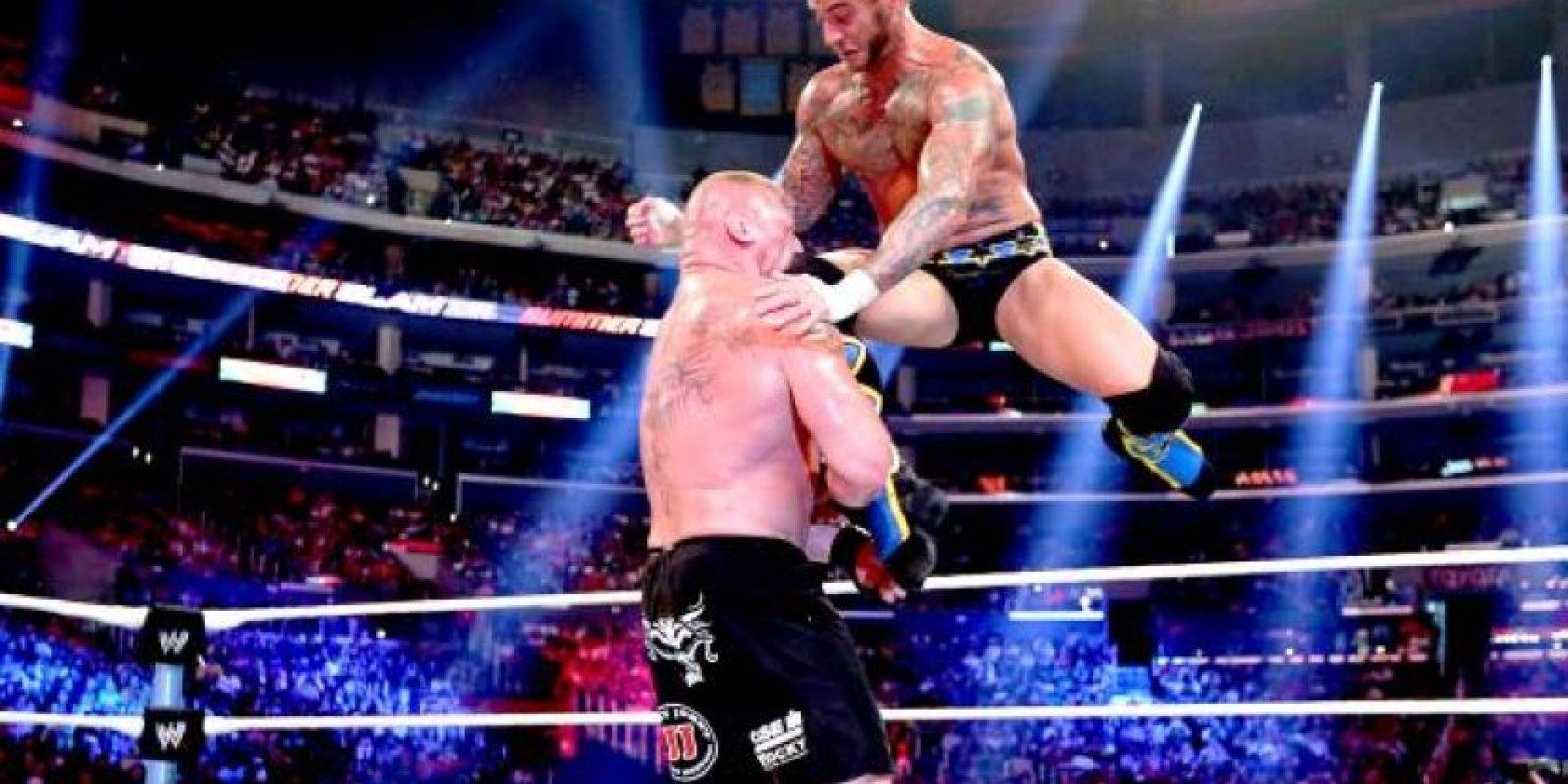 Tiene 36 años Foto:WWE