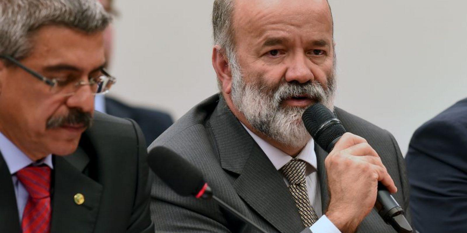 Cinco personas investigadas en la operación señalaron en sus declaraciones a Vaccari como receptor del dinero de los sobornos Foto:Getty Images