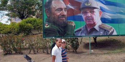 Raúl Castro, Presidente de Cuba Foto:Getty Images