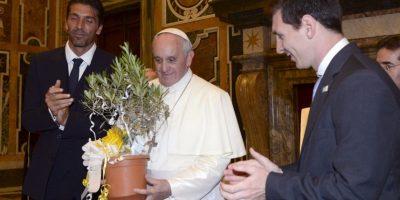 El Papa Francisco Foto:Getty Images