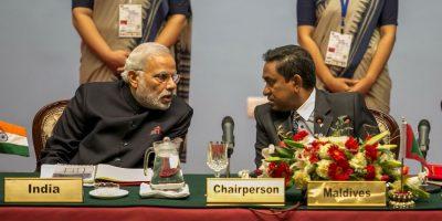 Narendra Modi, Primer Ministro de India Foto:Getty Images