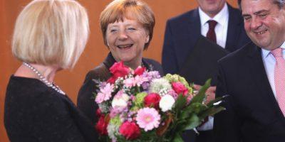 Angela Merkel, canciller de Alemania Foto:Getty Images