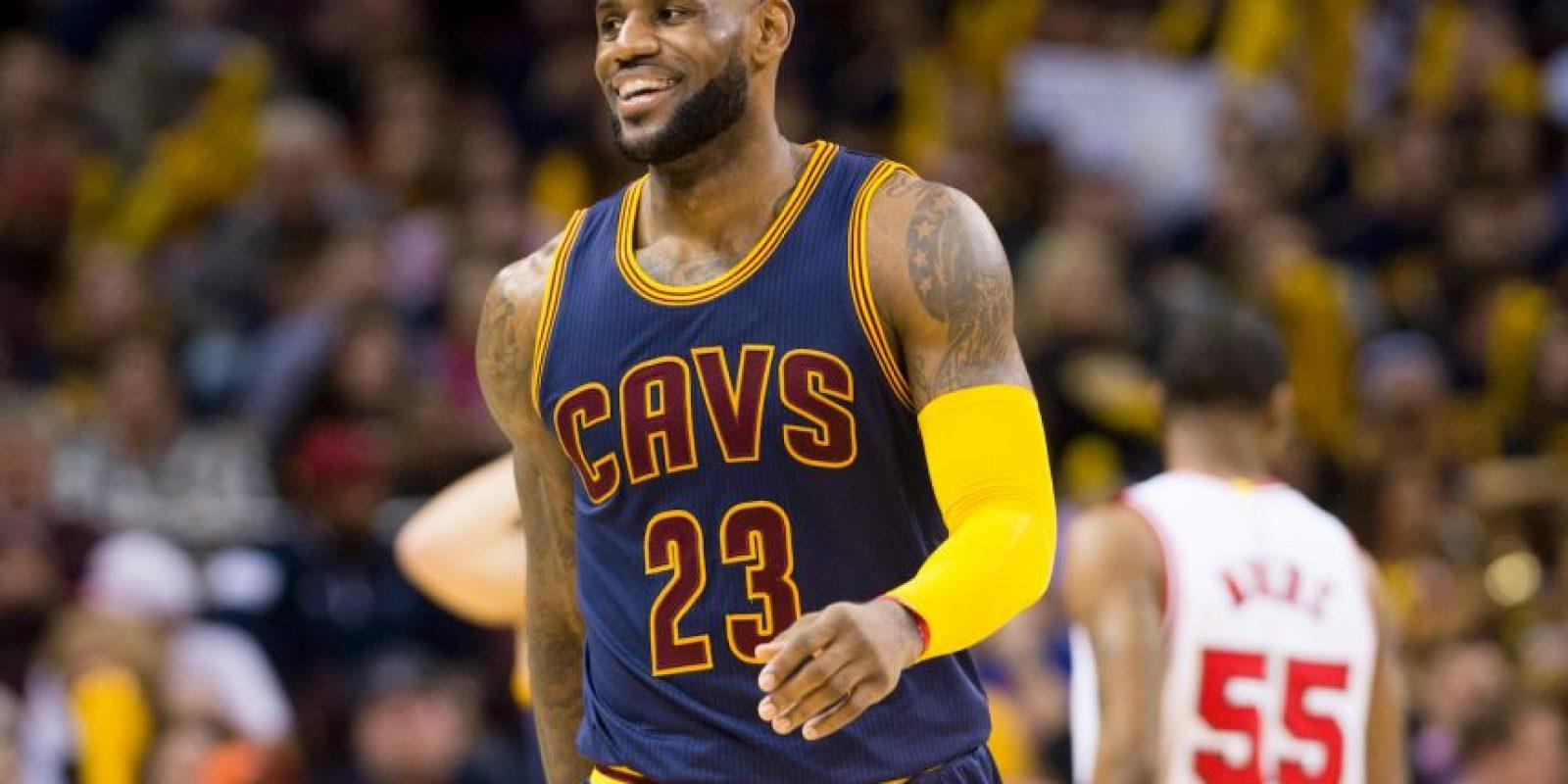 Los Cleveland Cavaliers terminaron en el segundo lugar del Este Foto:Getty Images