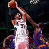 Atlanta finalizó como líder y se enfrentará a los Brooklyn Nets Foto:Getty Images