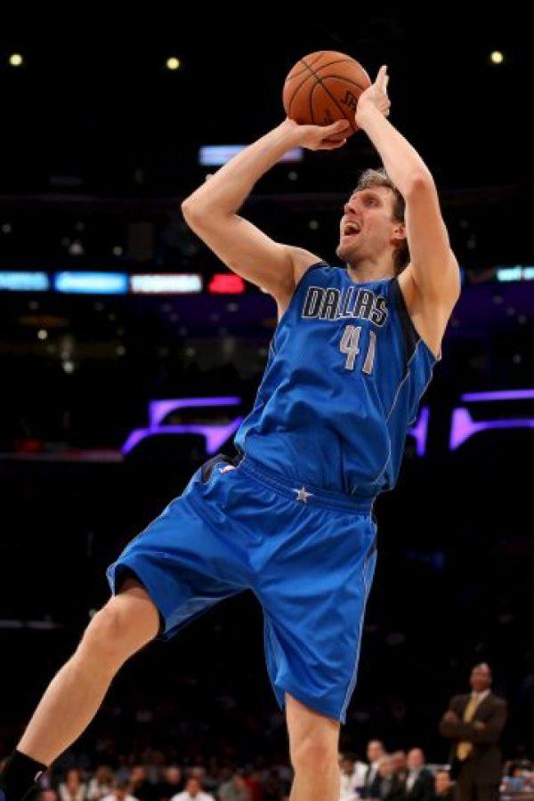 Jugarán contra los Dallas Mavericks Foto:Getty Images