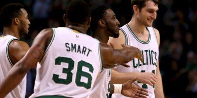 El equipo de LeBron James se medirá con los Boston Cetics Foto:Getty Images
