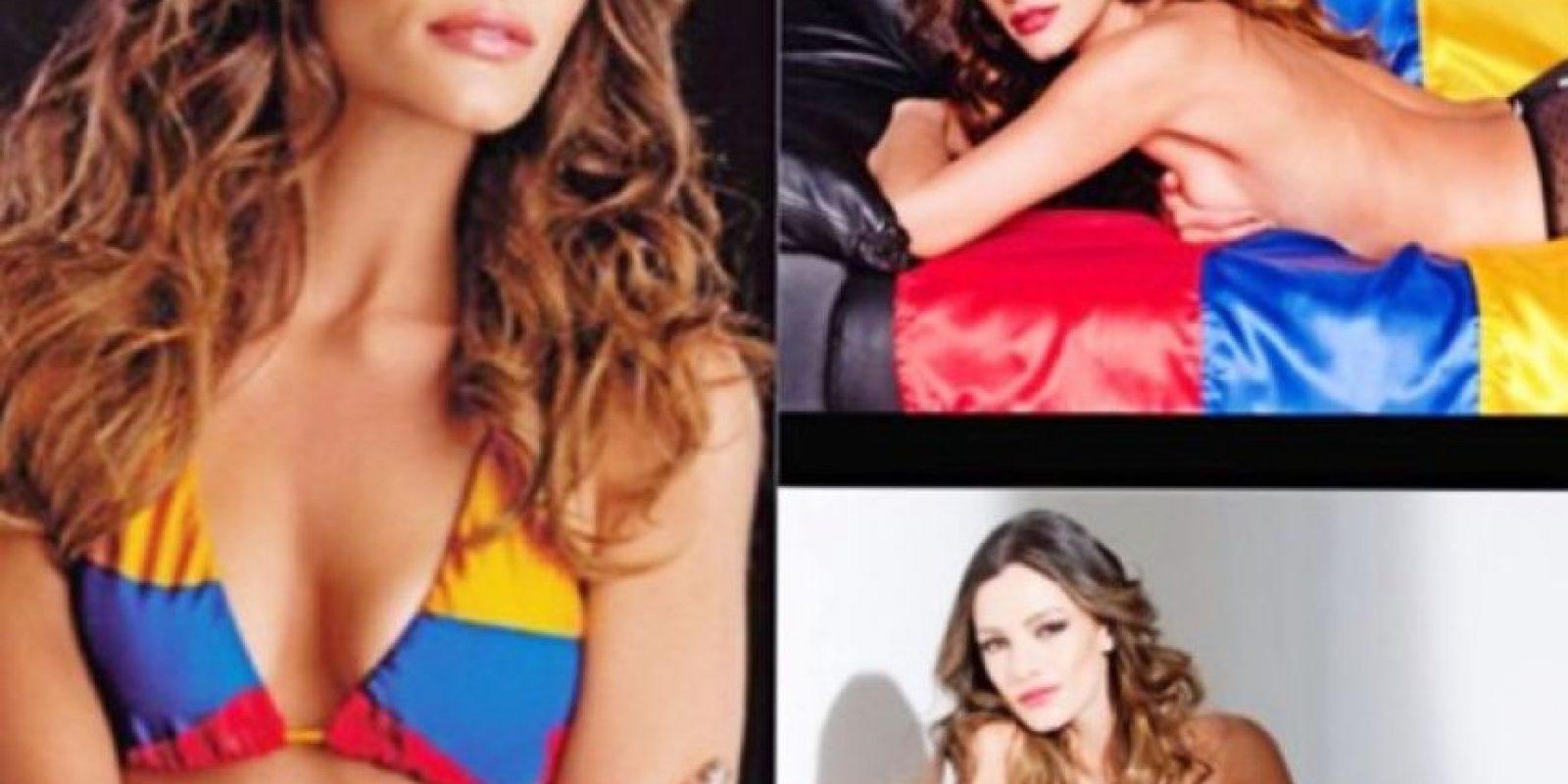 A diferencia de Sofía, la conductora nació en Perú y después fue adoptada por la madre de Vergara. Foto:https://instagram.comVía Instagram.com/sandravergara21 /sandravergara21