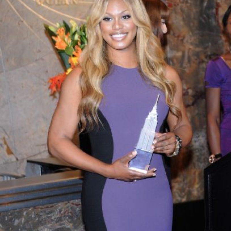 """Su personaje en la serie """"Orange is the New Black"""" la posicionó como una nominada el Emmy. Foto:Getty Images"""