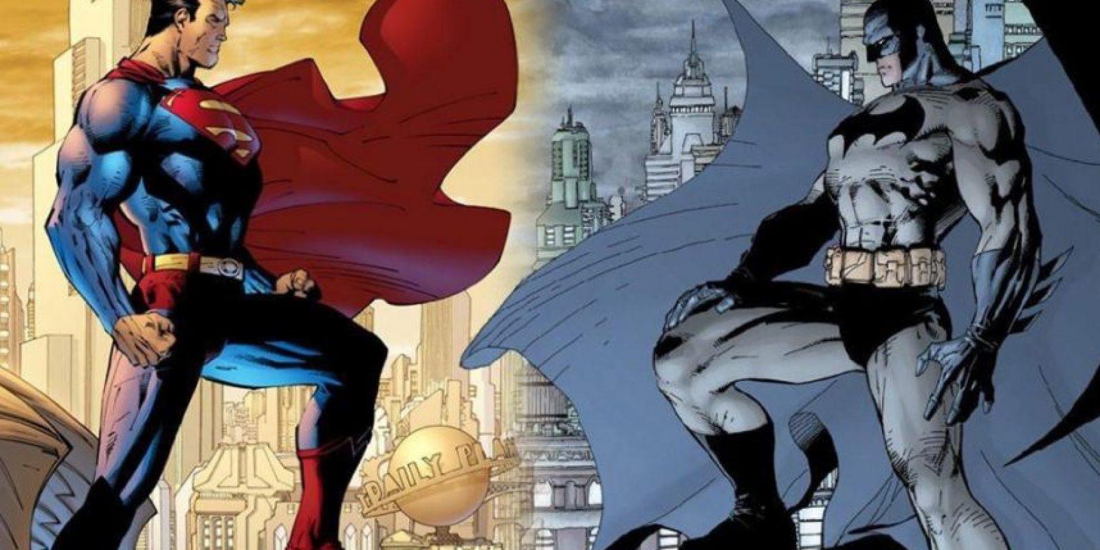 """Este tráiler solo aumenta la expectativa que se tiene ante una película que podría ser un claro contrapeso a """"Los Vengadores"""" de Marvel. Foto:vía Tumblr/BatmanvsSuperman"""