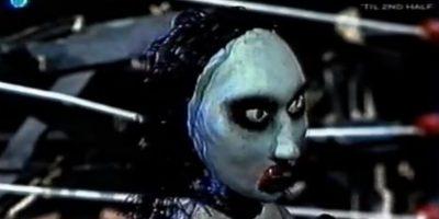 """""""Soy el hombre más malo de Norteamérica y ellos apestaban"""", aclaró. Cabe decir que Manson siempre ha salido invicto de sus peleas. Foto:vía MTV"""