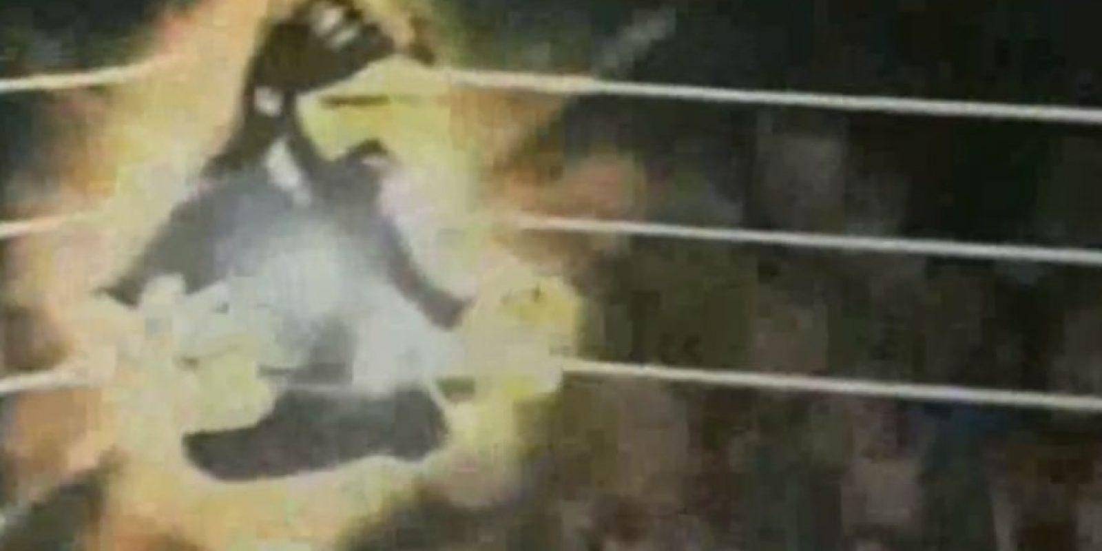 Luego tratan de matar a George Harrison, que alcanza el nirvana, pero no le dura mucho, ya que John y Paul lo matan entre los dos. Foto:vía MTV