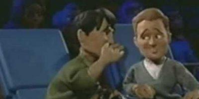 Solo quedan vivos Joey y Chandler. Foto:vía MTV