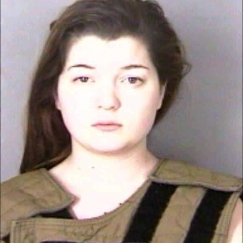 Haley Fox tiene 24 años Foto:Vía Twitter @MCSOInTheKnow