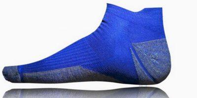Así lucen los calcetines. Foto:SilverAir-Kickstarter