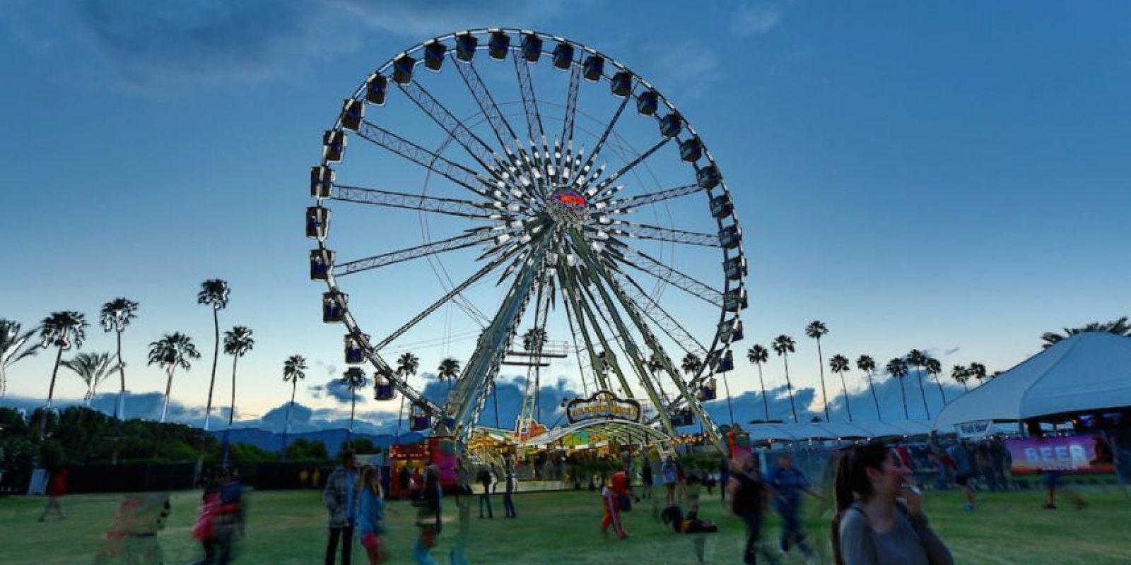Coachella – California, Estados Unidos. Foto:Getty Images