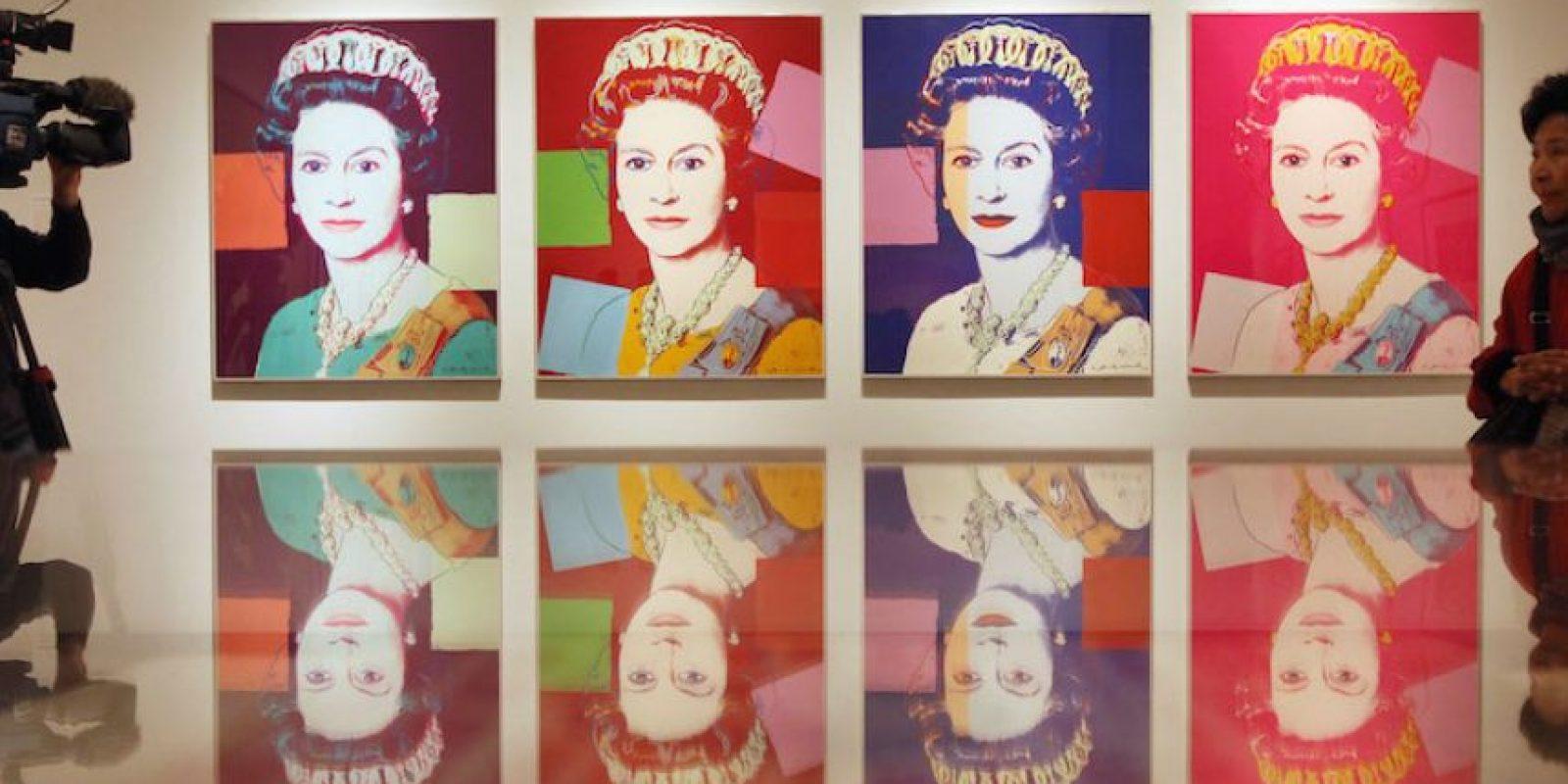 El lugar donde se pueden observar retratos de ilustres personalidades adoptó la prohibición. Foto:Getty Images