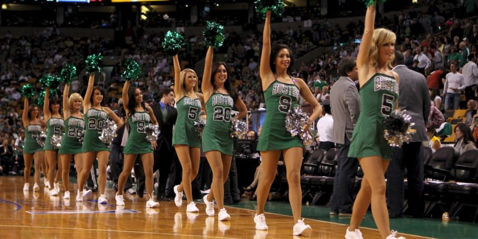 Boston Celtics Foto: Getty Images