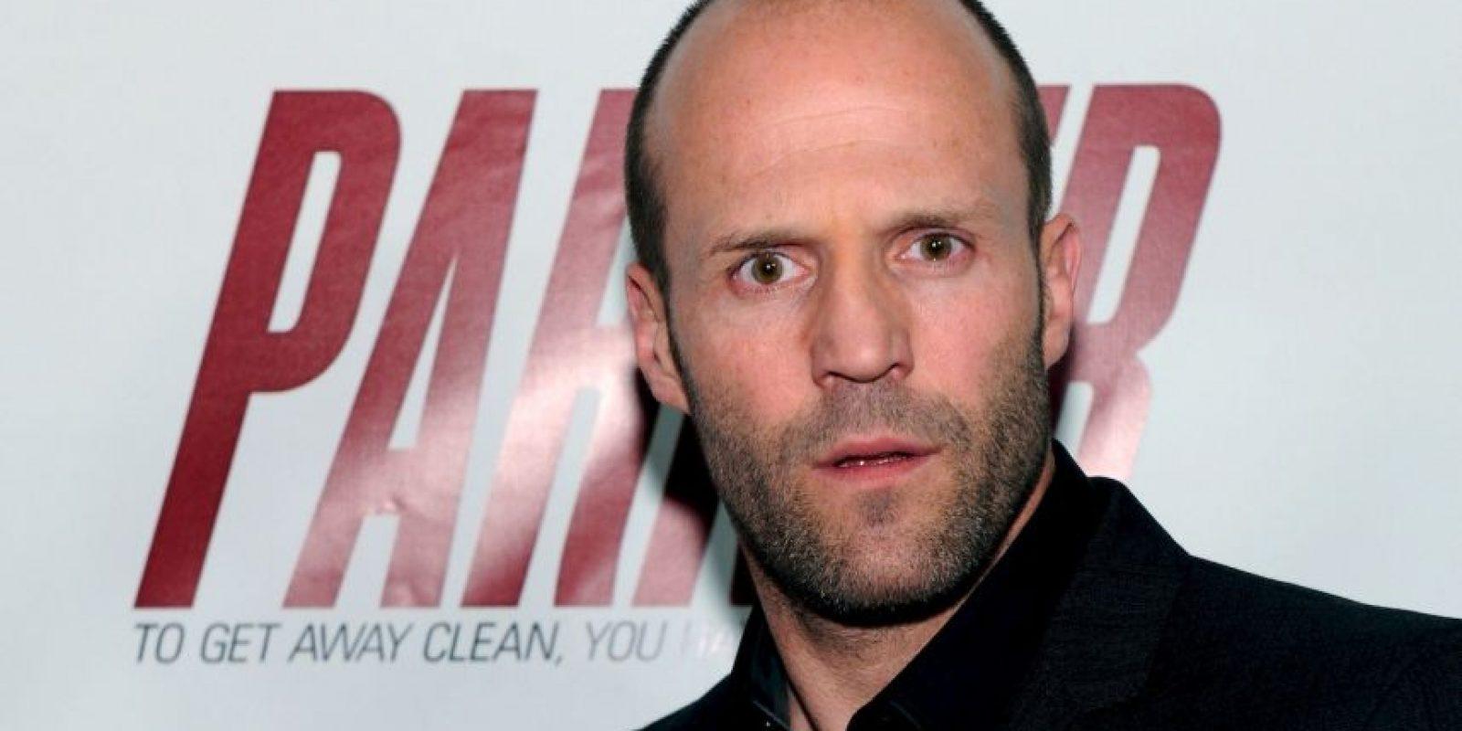 Fanático de la saga descubre el pasado de Jason Statham Foto:Getty Images