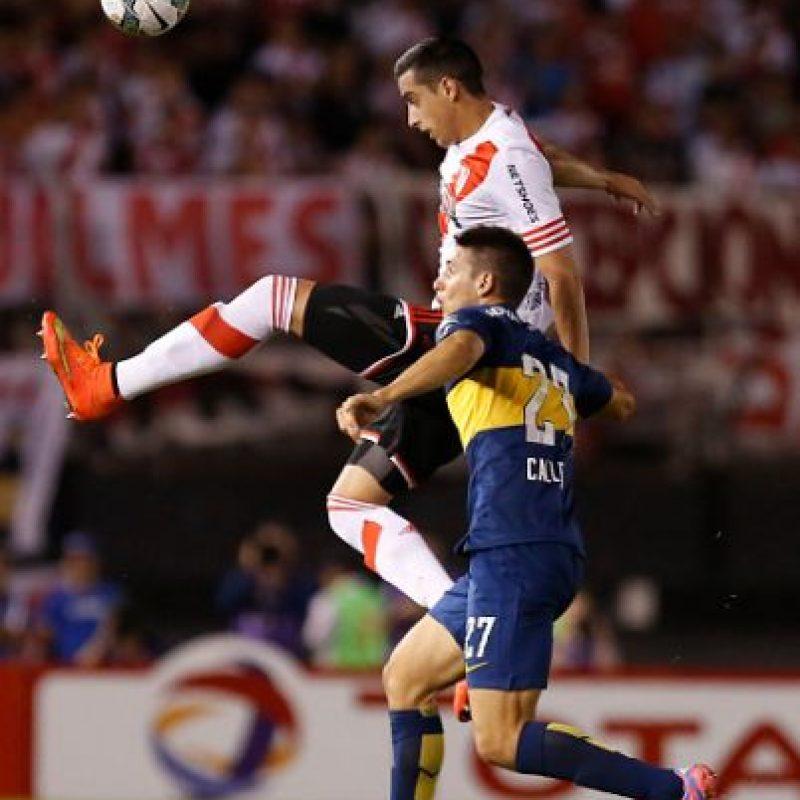 Los últimos enfrentamientos entre ellos se dieron como parte de la Copa Sudamericana de 2014. Foto:Getty Images
