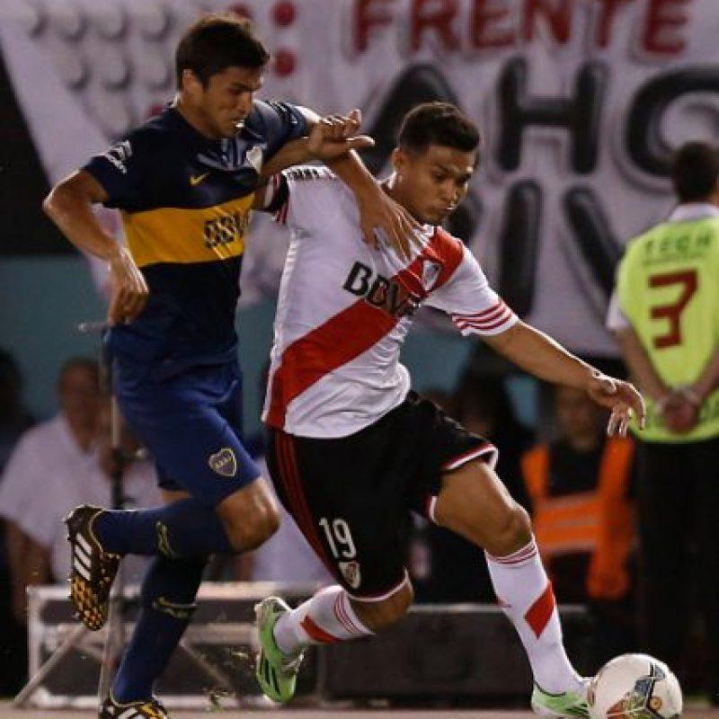 En la Liga, firmaron un empate 1-1 en octubre de 2014. Foto:Getty Images