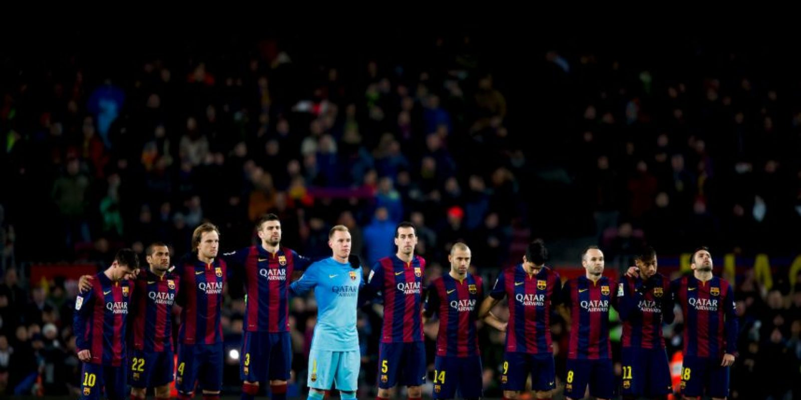 Barcelona (España) Foto: Getty Images