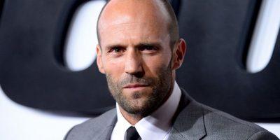 Jason Statham es reconocido por sus películas de acción. Foto:Getty Images