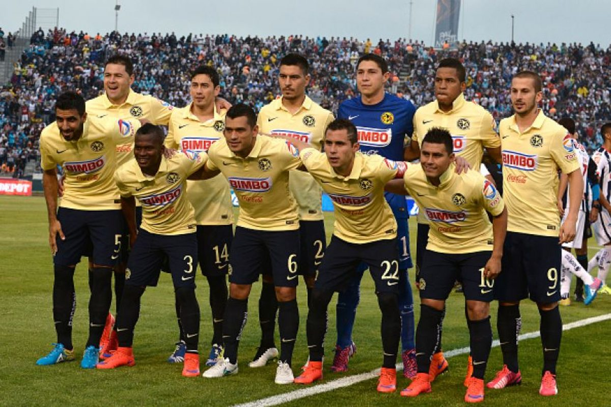 América (México) Foto: Getty Images