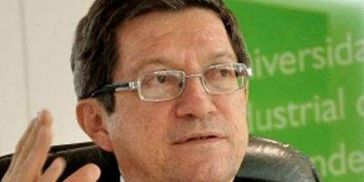 Rector de la Universidad Industrial de Santander, Álvaro Ramírez,