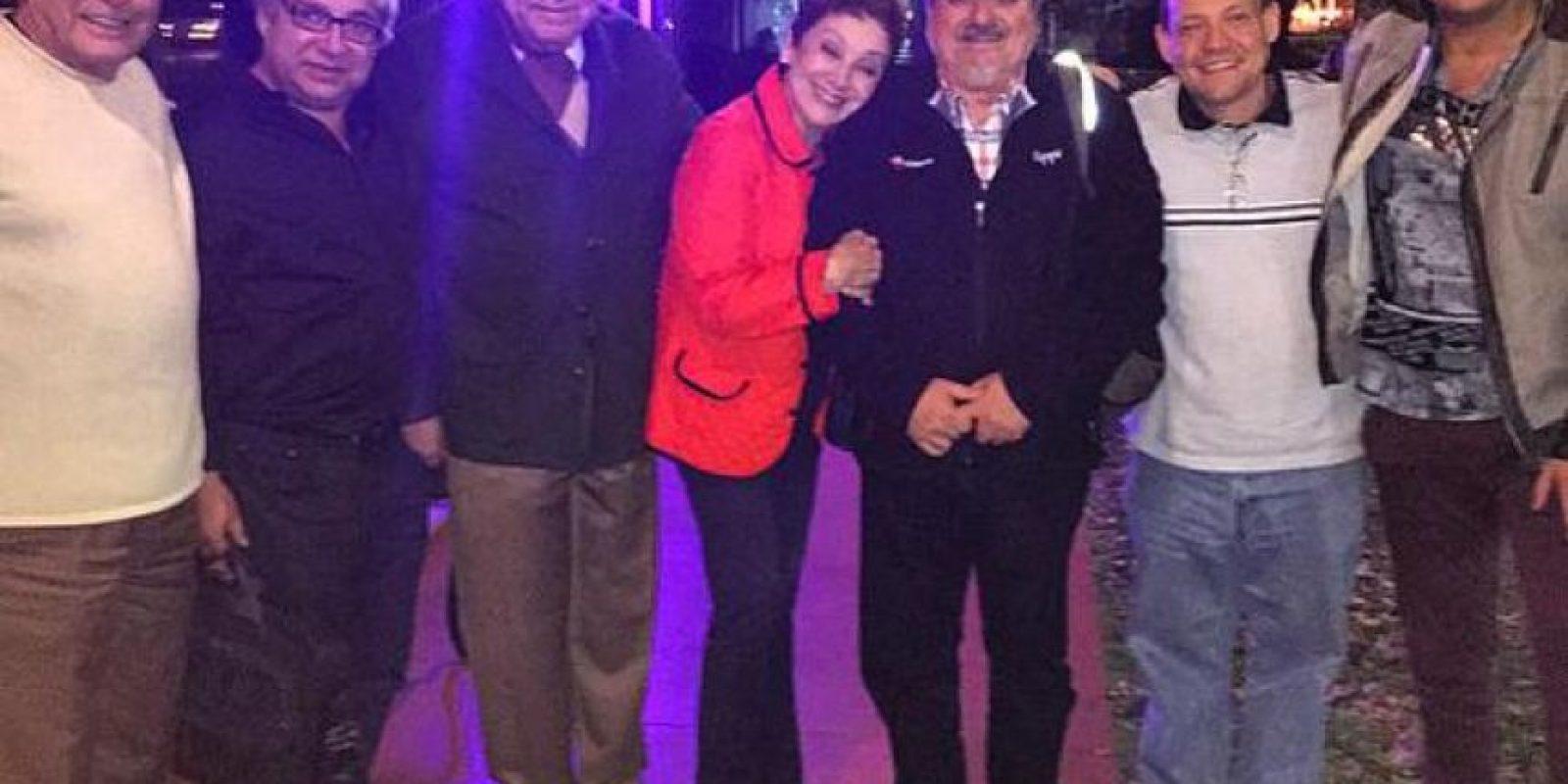 Gloria Benavides Foto:Vía Twitter.com/Univision