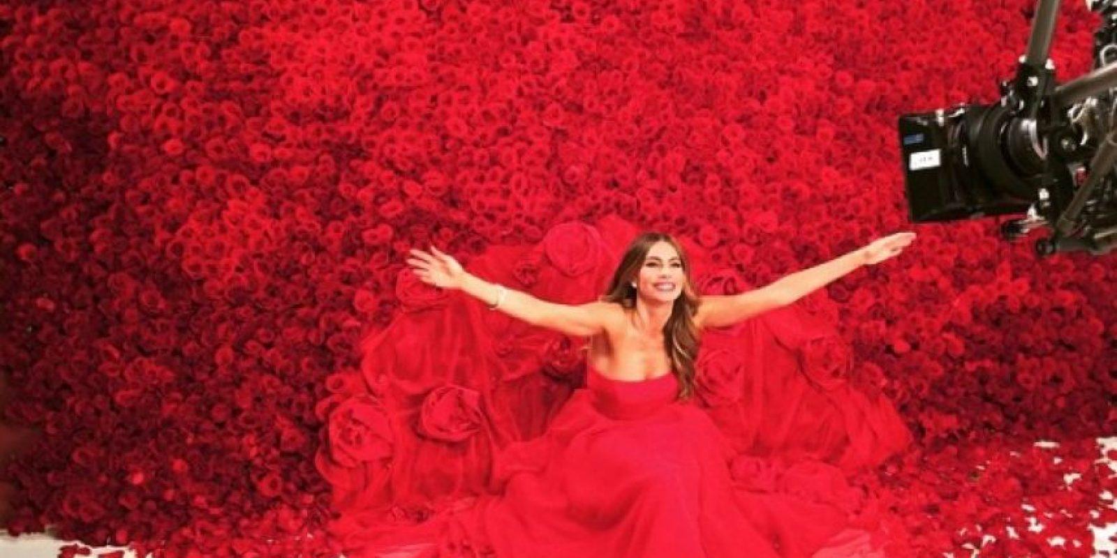 Tiene 42 años y es madre de un joven de 22 años Foto:Getty Images