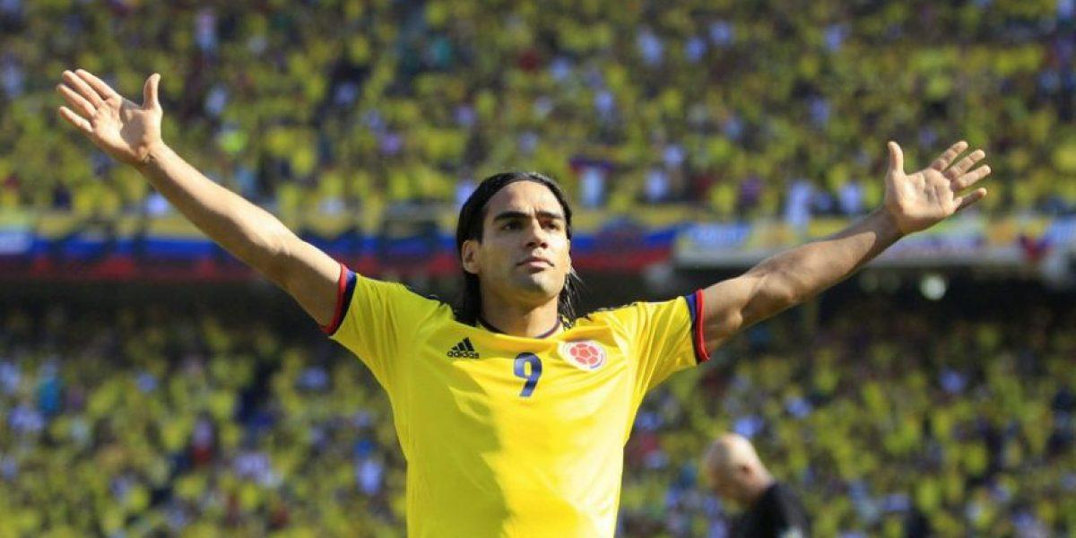 Falcao paraliza las redes con foto de sus dotes... y no futbolísticos