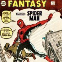 10 de agosto: Marvel Comics publica Amazing Fantasy #15, la primera aparición de Spider-Man. Foto:Marvel