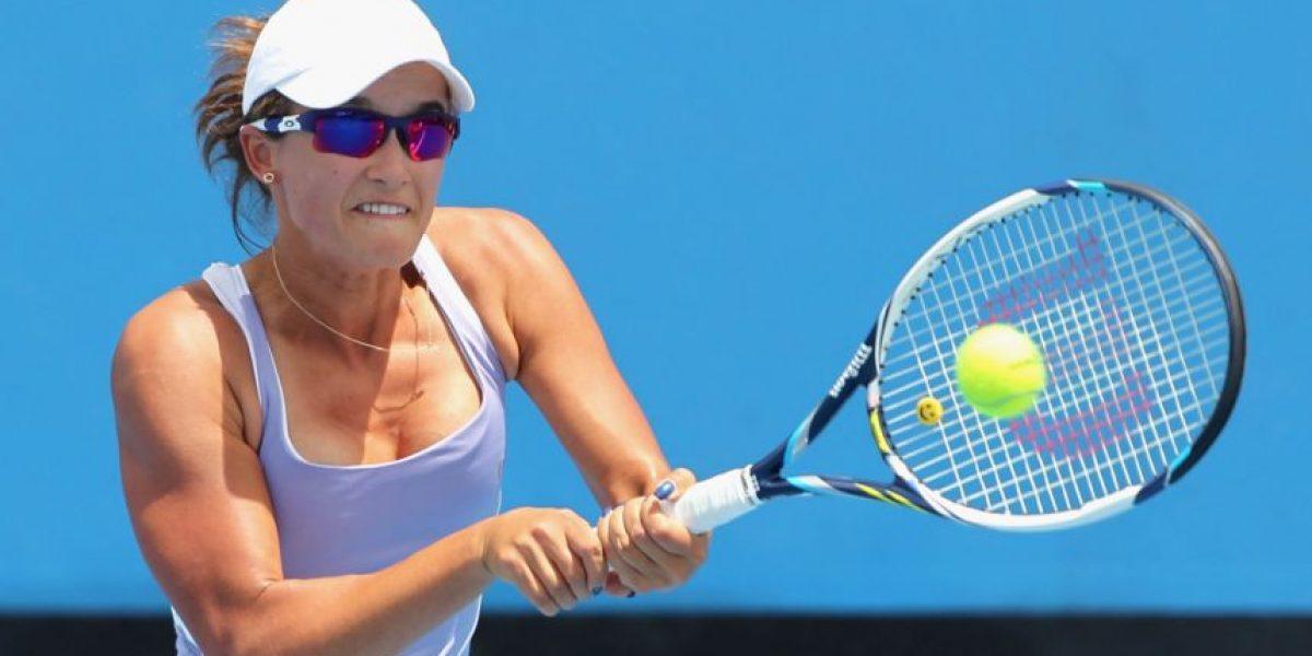 Tenista australiana celebró haberse ido de Colombia