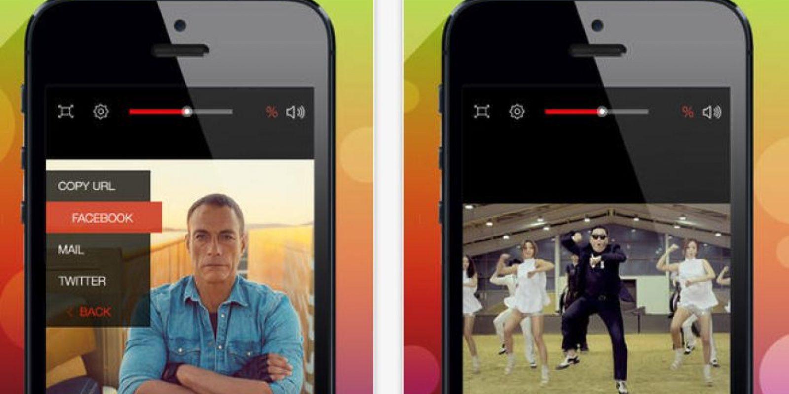 yTuber: una nueva interfaz de Youtube para iPhone donde podrán ver videos desde su celular. Foto:Wylsacom Waytt
