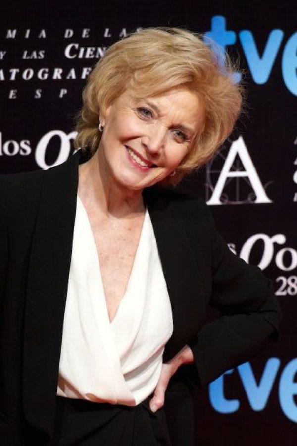 Marisa Paredes fue Lola. Foto:Getty Images